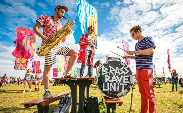 Brass Rave Unit