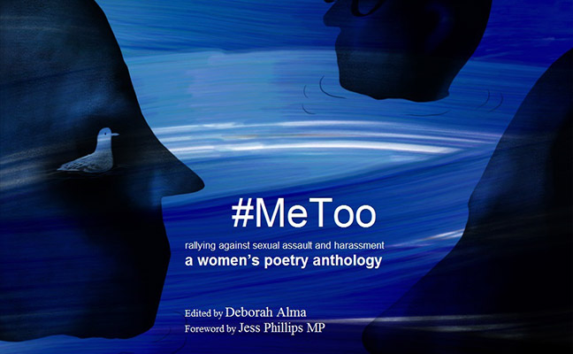 #MeToo: A Women's Poetry Anthology (and the women behind it)