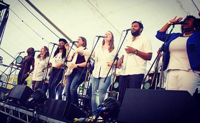The Soul Sanctuary Gospel Choir