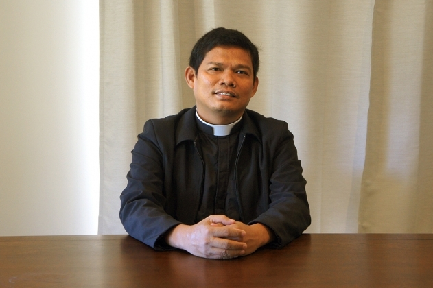 Father Chris Ablon