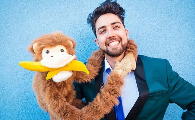 Marky Jay's Monkey Magic Show
