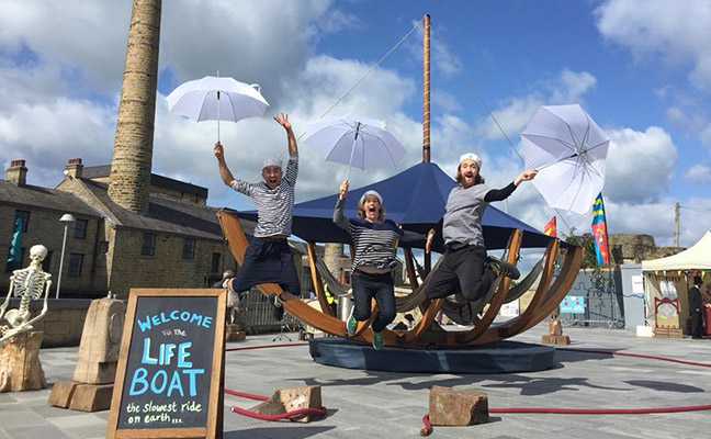Life Boat presented by The Institute for Crazy Dancing