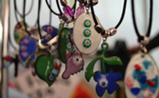 Jewellery Enamelling with Medley Arts