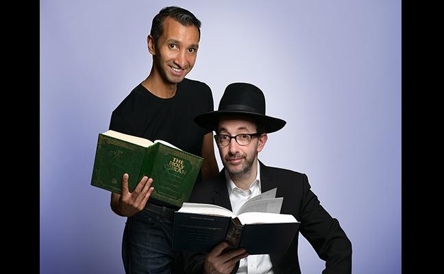 Prophet Sharing presented by Ashley Blaker & Imran Yusuf