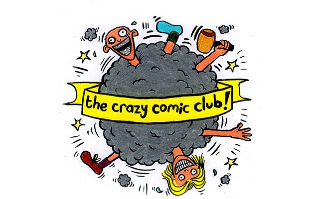 Crazy Comic Club