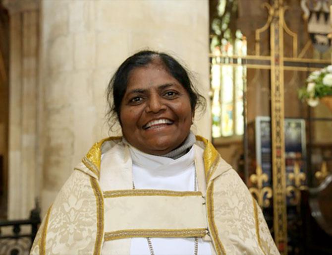 Bishop Pushpa Lalitha