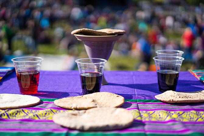 Festival Communion