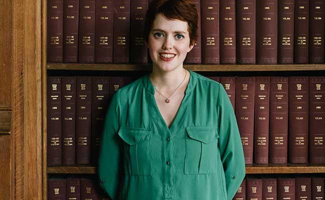 Katharine Welby-Roberts