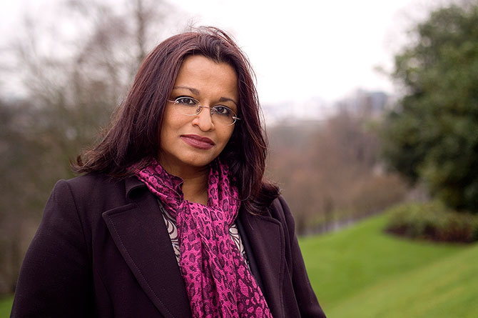 Mona Siddiqui