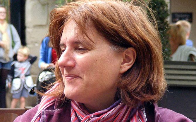 Sarah Farrimond