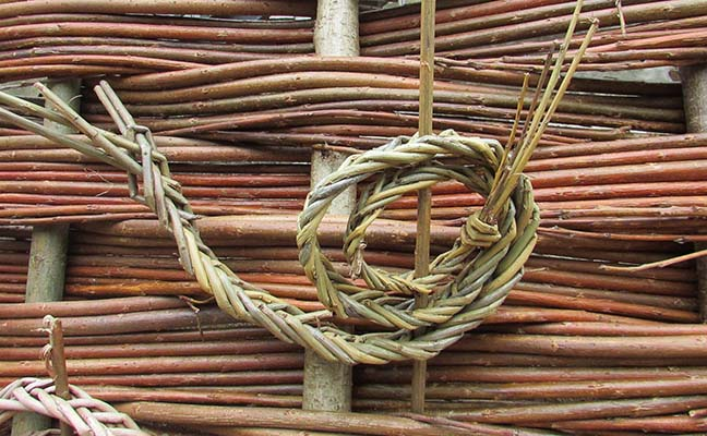 Willow Weaving with Jon White