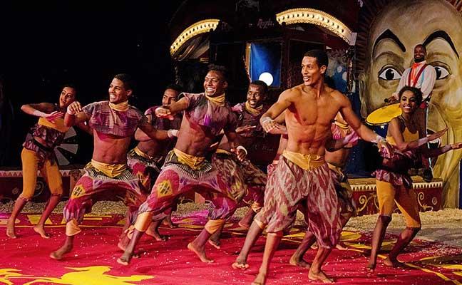 Circus Abyssinia: Ethiopian Dreams presented by Bibi & Bichu