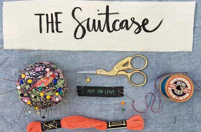 The Suitcase (Put on Love) by Deborah Fielding